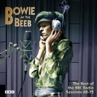 Bowie At The Beeb album cover