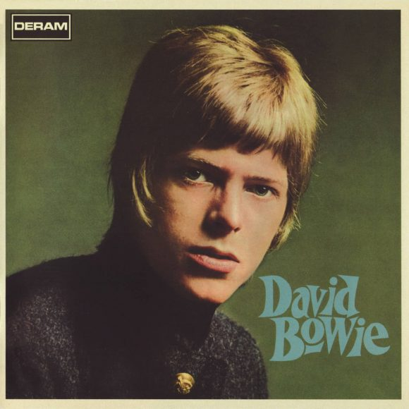 David Bowie – Deram debut album cover, 1967
