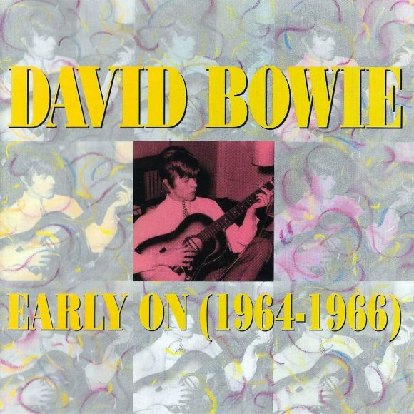 Early On (1964–1966) cover artwork