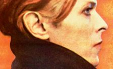 David Bowie –detail from Low album cover