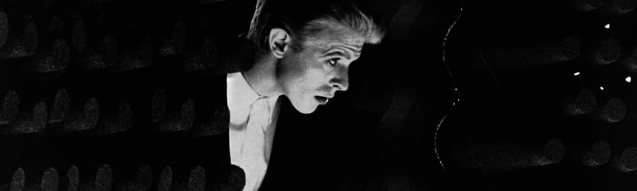 David Bowie – detail from Station To Station album cover