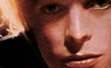 David Bowie –detail from Young Americans album cover