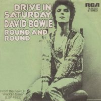 Drive-In Saturday single – Germany