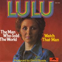 The Man Who Sold The World single (Lulu) – Germany