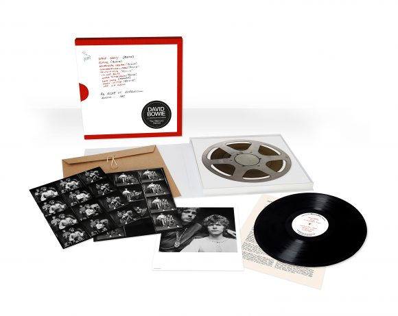 The 'Mercury' Demos box set cover and contents (2019)