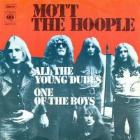 All The Young Dudes single (Mott The Hoople) – Netherlands