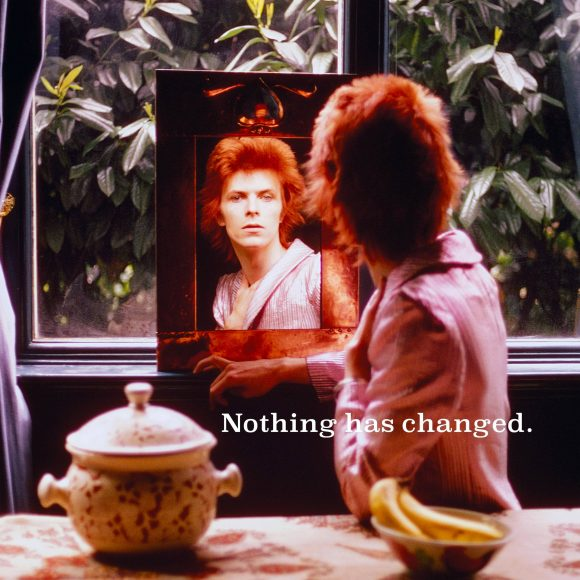 David Bowie –Nothing Has Changed (vinyl edition)