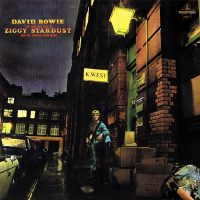 The Rise And Fall Of Ziggy Stardust And The Spiders From Mars album cover
