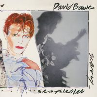 Scary Monsters… And Super Creeps album cover