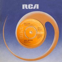 Young Americans single – United Kingdom