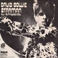Starman single – USA