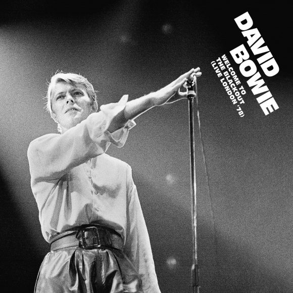 Welcome To The Blackout (Live London '78) album cover