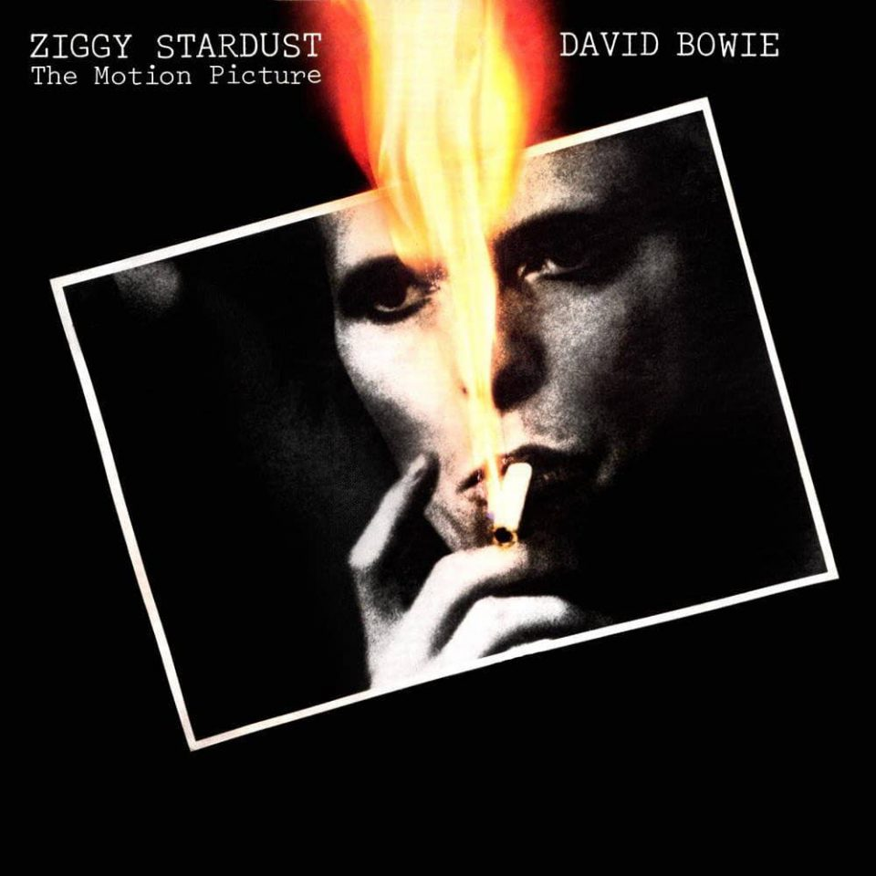 Ziggy Stardust – The Motion Picture album cover